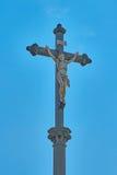 Jezus, statua Obraz Royalty Free