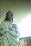 Jezusowa statua Zdjęcie Stock