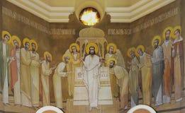 Jezusowy Crist Fotografia Royalty Free