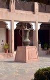 Jezve monument in Abu Dhabi, UAE Royalty Free Stock Photography