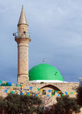 Jezzar Pasha Mosque, Acre Royalty Free Stock Image