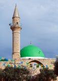 Jezzar Pasha Mosque, Acre Royalty Free Stock Image