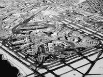 jfk d'aéroport Image libre de droits