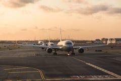 JFK-flygplats Royaltyfri Bild