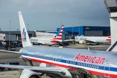 JFK-flygplats Arkivbild