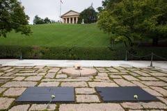 JFK Grave Stock Image