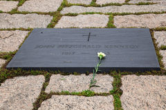 JFK Grave Royalty Free Stock Image