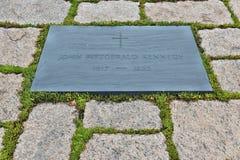 JFK grave Royalty Free Stock Photos