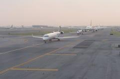 JFK-Hauptverkehrszeit Lizenzfreie Stockfotos