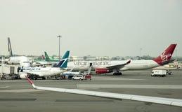 JFK International Airport New York USA Stock Photo
