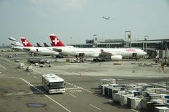 JFK International Airport New York USA Stock Photography