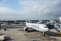JFK lotnisko Obrazy Stock