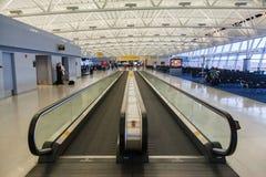 JFK lotnisko Miasto Nowy Jork Obrazy Royalty Free
