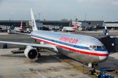 JFK-Luchthaven Stock Fotografie