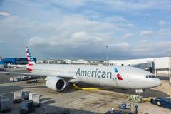 JFK-Luchthaven Stock Afbeeldingen
