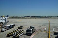 JFK-Luchthaven 10 Stock Fotografie