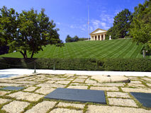 JFK Memorial Stock Photography