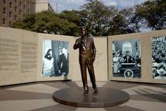 JFk Memorial in Ft Worth, Texas Royalty Free Stock Photo