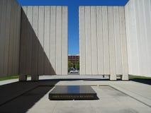 JFK-minnesmärke Dallas royaltyfria bilder