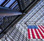 JFK-museum Arkivbilder
