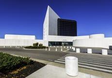 JFK muzeum i biblioteka obrazy stock