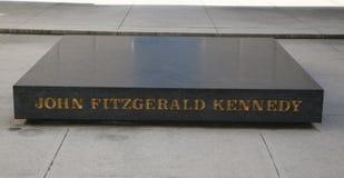 JFK Permanent Exhibit Downtown Dallas, Texas Royalty Free Stock Photography