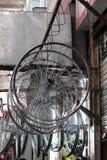 Jhandewalan-Zyklus-Markt, Neu-Delhi Lizenzfreie Stockfotografie
