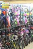 Jhandewalan-Zyklus-Markt, Neu-Delhi Stockfotos