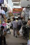 Jhandewalan-Zyklus-Markt, Neu-Delhi Stockfoto
