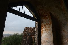 Jhansi-Fort Lizenzfreies Stockfoto