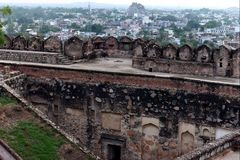 Jhansi Fort  Royalty Free Stock Images