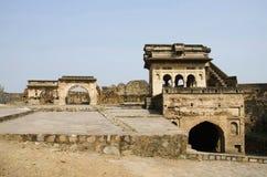 Jhansi fort, Jhansi, Uttar Pradesh stat av Indien royaltyfri foto