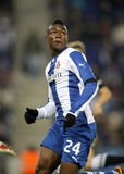 Jhon Cordoba of RCD Espanyol Stock Images