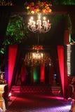 Jhumarlicht voor decoratie stock afbeelding