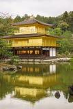 ji kinkaku Kyoto świątynia Zdjęcia Royalty Free