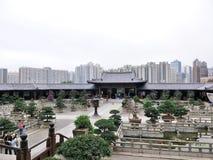 Ji Lian Nunnery Fotografía de archivo libre de regalías
