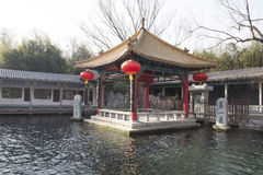 Ji`nan Baotu Spring. Baotu Spring in Ji`nan, Shandong, China Stock Photography
