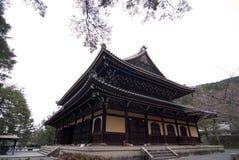 ji nanzen寺庙 库存照片