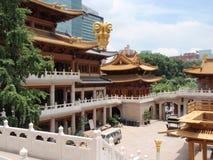 Jian Temple Stockfoto