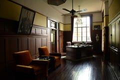 Jiang Jieshi Office-President Office-China Nanjing Royalty Free Stock Photos