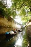 jiangnan krajobraz Obrazy Royalty Free