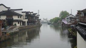 Jiangnan vatten Royaltyfria Bilder