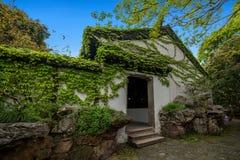 Jiangsu Huishan överför Chang Park trädgårdarkitektur Arkivbild