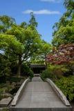 Jiangsu Huishan envía arquitectura del jardín de Chang Park Fotos de archivo libres de regalías