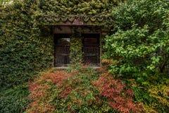 Jiangsu Huishan envía arquitectura del jardín de Chang Park Foto de archivo libre de regalías