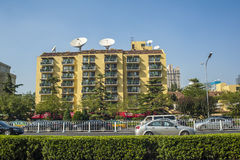 Jianguo Hotel, the first JV hotel in China Royalty Free Stock Photography