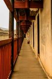 Jiangxi antyczna architektura Obraz Stock