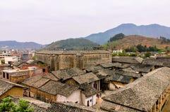 Jiangxi antyczna architektura Zdjęcia Royalty Free