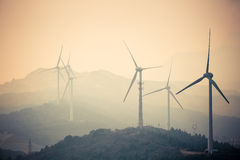 Jiangxi new energy Royalty Free Stock Photo
