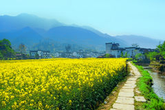Jiangxi province, china. Royalty Free Stock Photo